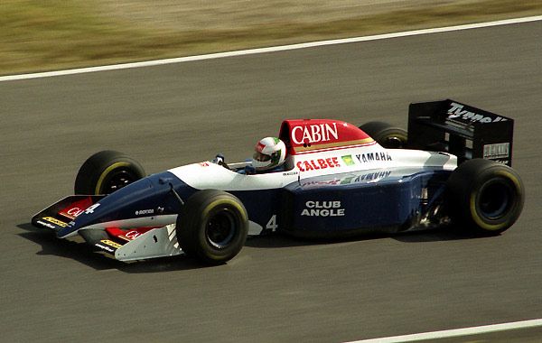 Tyrrell Yamaha