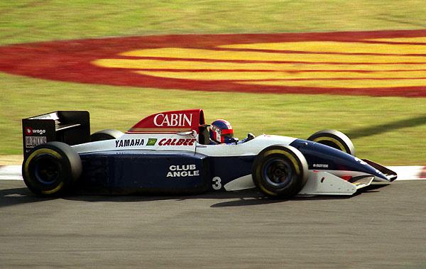 ティレル021 : F1 nostalgia ー ...