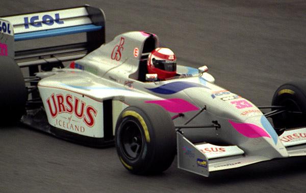Pacific F1, equipe histórica de Formula 1 de 1994 - by forums.autosport.com